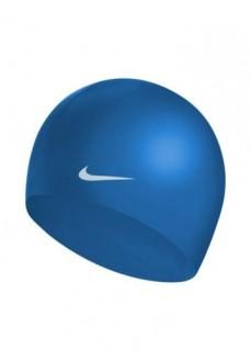 Gorro Nike Solid Silicone Azul 93060-494
