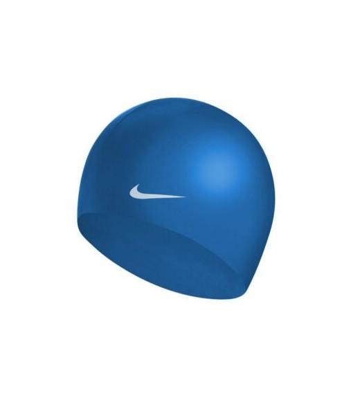 Nike Cap Solid Silicone Blue 93060-494 | Swimming caps | scorer.es