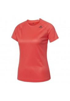 Camiseta de manga corta Adidas D2M Coral