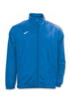 Joma Raincoat Iris Blue 100087.700 | Raincoats | scorer.es