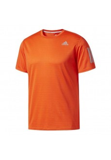 Camiseta de manga corta Adidas Naranja