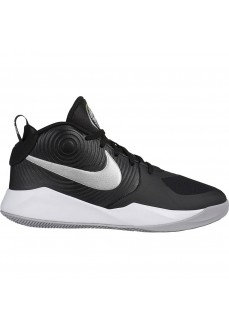 Zapatillas Niño/a Nike Team Hustle D 9 (GS) Negro/Blanco AQ4224-001