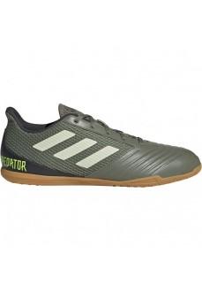 Zapatillas Hombre Adidas Predator 19.4 In SA Verde EF8216