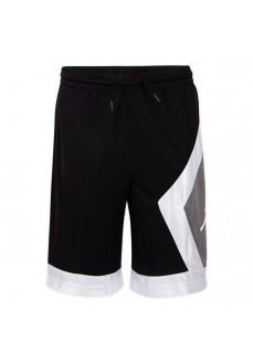Pantalón Corto Niño/a Nike Jordan Blocked Diamond Negro/Gris 956301-023 | scorer.es