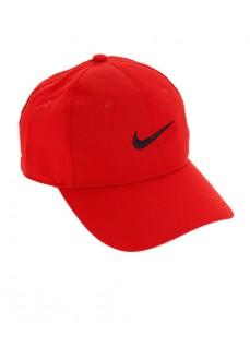 Gorra Infantil Nike Essential Cap Rojo 8A2748-U10 | scorer.es