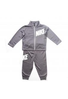 Chandal Infantil Nike Core FZ Set Gris 86F191-G4T | scorer.es