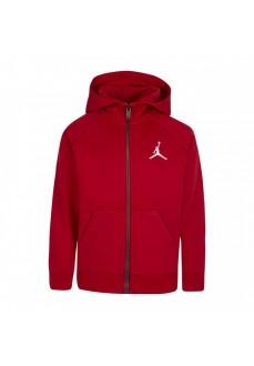 Sudadera Niño/a Nike Jordan Jumpman Fleece Full Rojo 856476-R78
