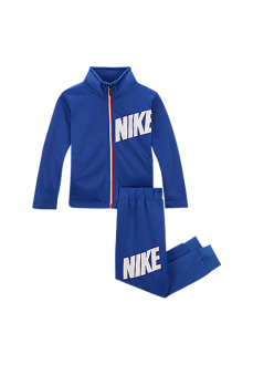 Nike Infant Tracksuit Core Fz Set Blue 66F191-U89