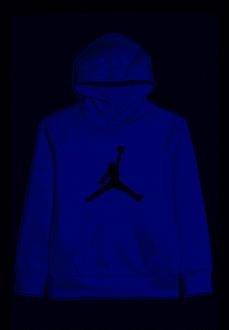 Sudadera Niño/a Nike Jordan Jumpman Logo Fleece Blanco 956326-001 | scorer.es