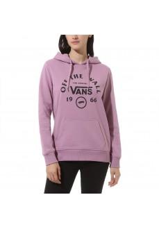 Vans Women's Sweatshirt Attendance Hoodie Valerian Pink VN0A47TEZUS1 | Sweatshirt/Jacket | scorer.es