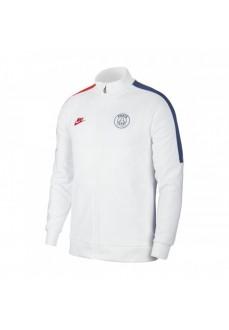 Sudadera Hombre Nike París Saint-Germain Blanco BV2609-104