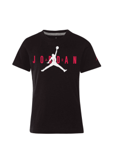 Camiseta Niño/a Nike Jordan JDB Brand Tee 5 Negro 955175-023