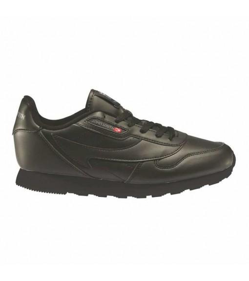 John Smith Men's Trainers Cresir 19I Black | Low shoes | scorer.es