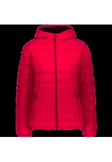 Campagnolo Women's Coat Fix Hood Fuchsia 38Z2526 H856