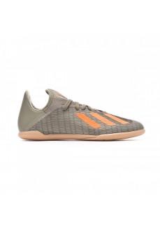 Zapatillas Niño/a Adidas X 19.3 In J Verde EF8376