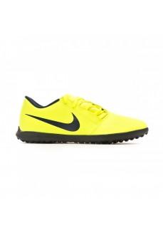 Zapatillas Hombre Nike Phantom Venom Club TF Amarillo/Negro AO0579-717