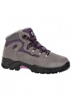 Zapatillas Mujer Massana 06 Gore-Tex Gris/Malva 4402406
