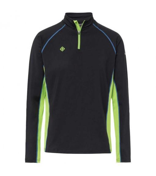 Izas Men's Sweatshirt Taku Running Black   Sweatshirt/Jacket   scorer.es