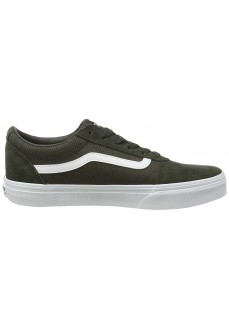 Vans Women's Trainers Yt Ward Green VN0A38J9SYS1 | Low shoes | scorer.es