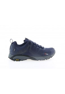 Men's +8000 Trainers Talca 19I Navy Blue | Trekking shoes | scorer.es