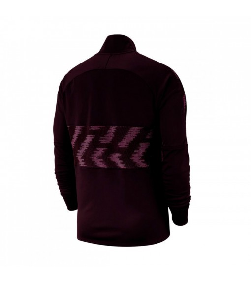 Nike Men's Sweatshirt Dry Strike Trk Jkt Maroon AT5901-659   Football clothing   scorer.es