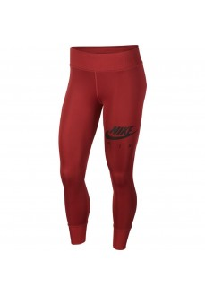 Nike Women's Trousers Fast Air Red/Black BV3802-661 | Tights for Women | scorer.es