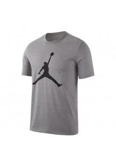 Camiseta Hommbre Nike Jumpman SS Crew Gris CJ0921-091 | scorer.es