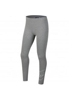 Nike Girl's Leggings Sportswear Gray CQ4221-091