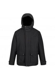 Regatta Men's Jacket Sterlings Black RMP265-800 | Jackets/Coats | scorer.es
