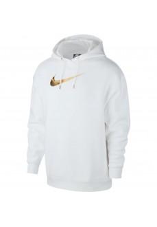 Sudadera Mujer Nike Hoodie BB Os Shine Blanco BV4986-100