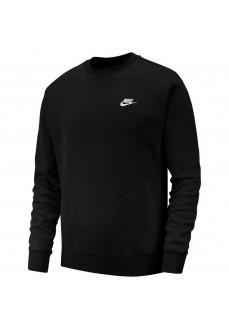 Sudadera Hombre Nike Sportswear Club Negro/Blanco BV2662-010 | scorer.es