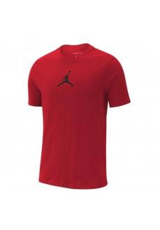 Camiseta Hombre Nike Jordan Jumpman Rojo BQ6740-687 | scorer.es
