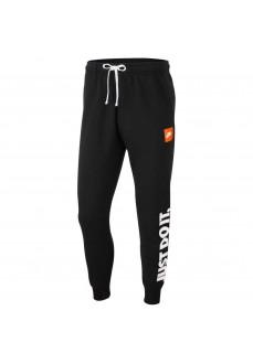 Pantalón Largo Hombre Nike Nsw Jdi+Pant Negro/Blanco BV5114-010