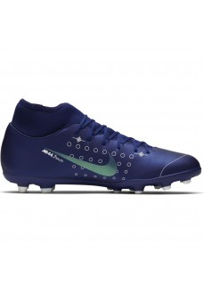 Zapatillas Hombre Nike Mercurial Superfly 7 Club MDS MG Marino BQ5463-401