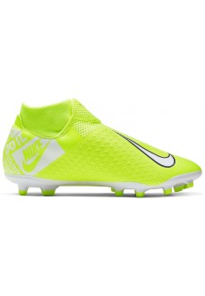 Nike Men's Trainers Phantom Vision Academy Dynamic Fit MG Yellow FLuor AO3258-717