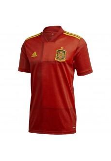 Camiseta Hombre Adidas 1ª Equipación España Rojo FR8361