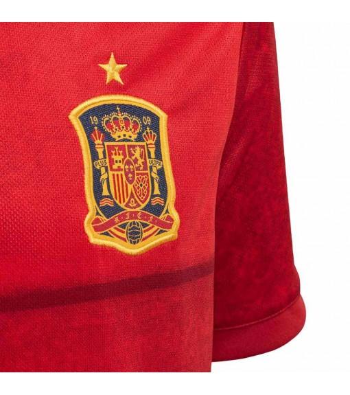 Camiseta Niño/a Adidas 1ª Equipación España Roja FI6237   scorer.es