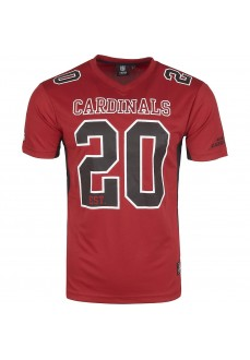 Camiseta Hombre Majestic Cardinals Rojo | scorer.es