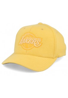 Gorra Mitchell & Ness Los Angeles Lakers Amarillo MN-NBA-INTL442-LALAKE-YEL | scorer.es
