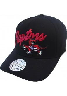 Gorra Mitchell & Ness Raptors Negro MN-HWC-INTL474-TORRAP-BLK | scorer.es