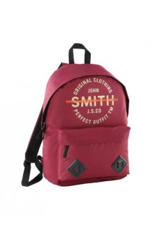 Mochila John Smith M-18203 Granate | scorer.es