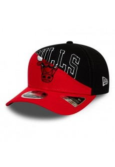 Gorra New Era NBA Team Chicago Bulls Rojo/Negro 12134791
