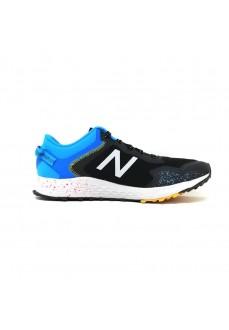 Zapatillas Hombre New Balance Arishi Negro/Azul MTARISG1