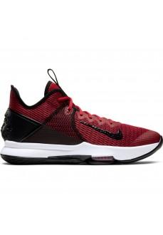 Zapatillas Hombre Nike LeBron Witness 4 Granate/Negro BV7427-002