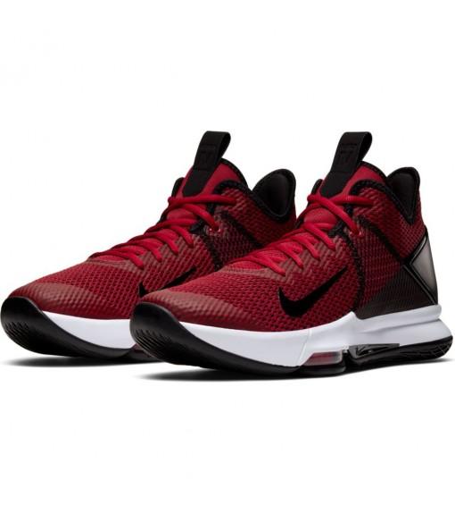 Zapatillas Hombre Nike LeBron Witness 4 Granate/Negro BV7427-002   scorer.es