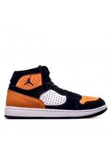 Zapatillas Hombre Nike Jordan Acces Negro/Mostaza AR3762-008