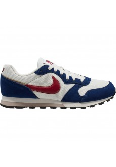 Zapatillas Hombre Nike Md Runner 2 Azul/Blanco/Rojo CD5462-001 | scorer.es
