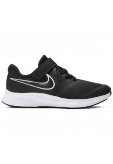 Zapatillas Niño/a Nike Star Runner 2 (PSV) Negro/Blanco AT1801-001