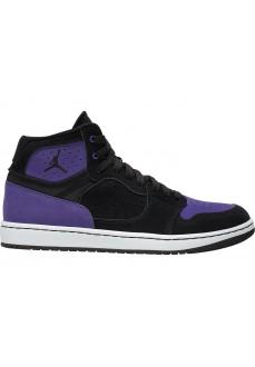 Zapatillas Hombre Nike Jordan Acces Negro/Morado AR3762-005