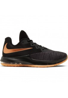 Nike Men's Trainers Air Max Infuriate III Low Black/BrownAJ5898-009